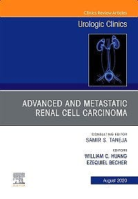 Portada del libro 9780323755412 Advanced and Metastatic Renal Cell Carcinoma (An Issue of Urologic Clinics)