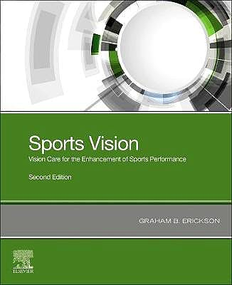 Portada del libro 9780323755436 Sports Vision. Vision Care for the Enhancement of Sports Performance
