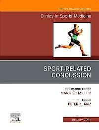 Portada del libro 9780323755450 Sport-Related Concussion