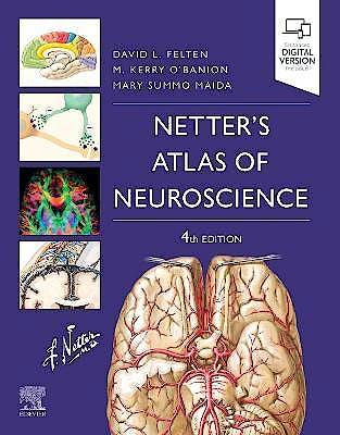 Portada del libro 9780323756549 Netter's Atlas of Neuroscience