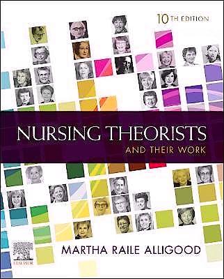 Portada del libro 9780323757027 Nursing Theorists and Their Work