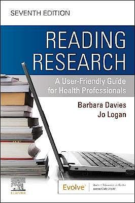 Portada del libro 9780323759243 Reading Research. A User-Friendly Guide for Health Professionals