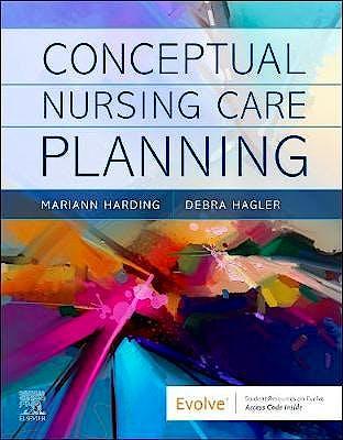 Portada del libro 9780323760171 Conceptual Nursing Care Planning