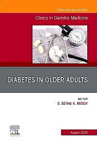 Portada del libro 9780323760621 Diabetes in Older Adults (An Issue of Clinics in Geriatric Medicine)