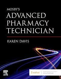Portada del libro 9780323761413 Mosby's Advanced Pharmacy Technician