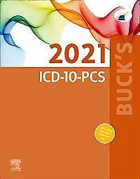 Portada del libro 9780323762816 Buck's 2021 ICD-10-PCS