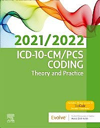 Portada del libro 9780323764148 ICD-10-CM/PCS Coding: Theory and Practice, 2021/2022 Edition