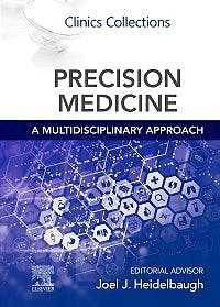 Portada del libro 9780323789479 Precision Medicine. A Multidisciplinary Approach. Clinics Collections