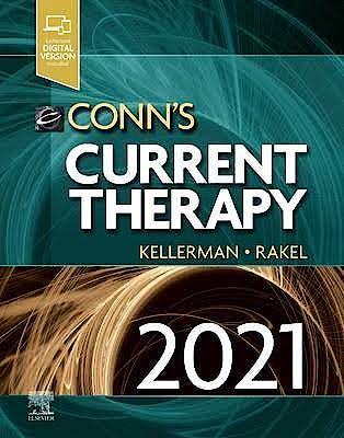 Portada del libro 9780323790062 Conn's Current Therapy 2021