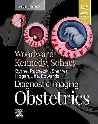 Portada del libro 9780323793964 Diagnostic Imaging. Obstetrics (Includes Digital Version)