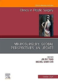 Portada del libro 9780323795845 Microsurgery: Global Perspectives, An Update (An Issue of Clinics in Plastic Surgery)
