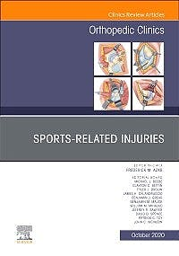 Portada del libro 9780323795999 Sports-Related Injuries (An Issue of Orthopedic Clinics)