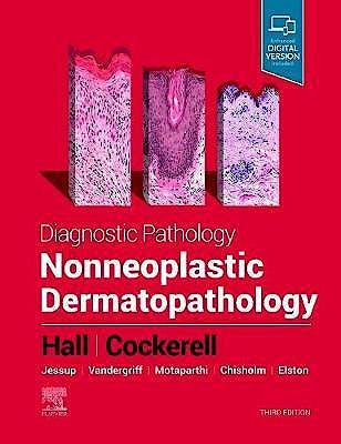 Portada del libro 9780323798235 Diagnostic Pathology. Nonneoplastic Dermatopathology