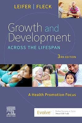 Portada del libro 9780323809405 Growth and Development Across the Lifespan. A Health Promotion Focus