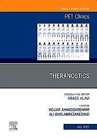 Portada del libro 9780323813075 Theranostics. An Issue of PET Clinics