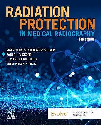 Portada del libro 9780323825030 Radiation Protection in Medical Radiography