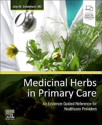 Portada del libro 9780323846769 Medicinal Herbs in Primary Care. An Evidence-Guided Reference for Healthcare Providers