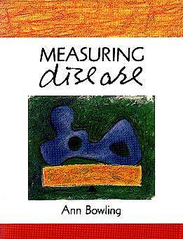 Portada del libro 9780335192250 Measuring Disease