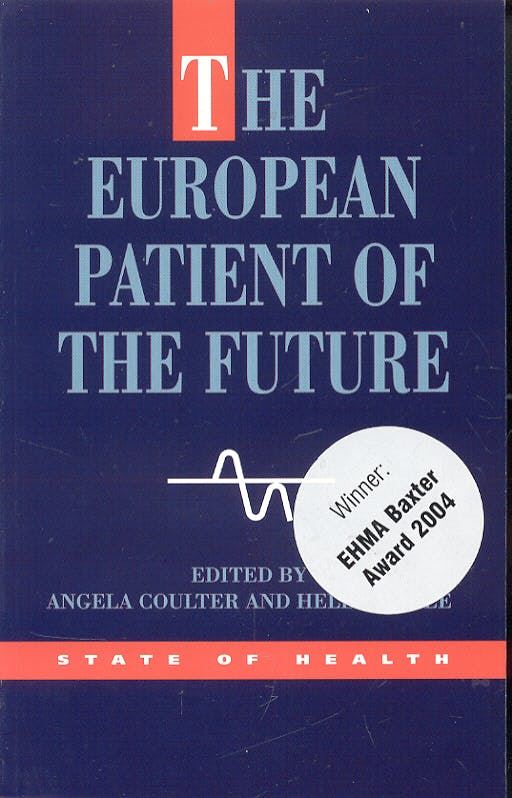 Portada del libro 9780335211876 The European Patient of the Future
