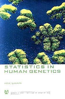 Portada del libro 9780340662410 Statistics in Human Genetics