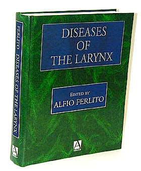 Portada del libro 9780340760161 Diseases of the Larynx