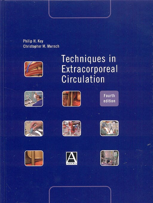 Portada del libro 9780340807231 Techniques in Extracorporeal Circulation