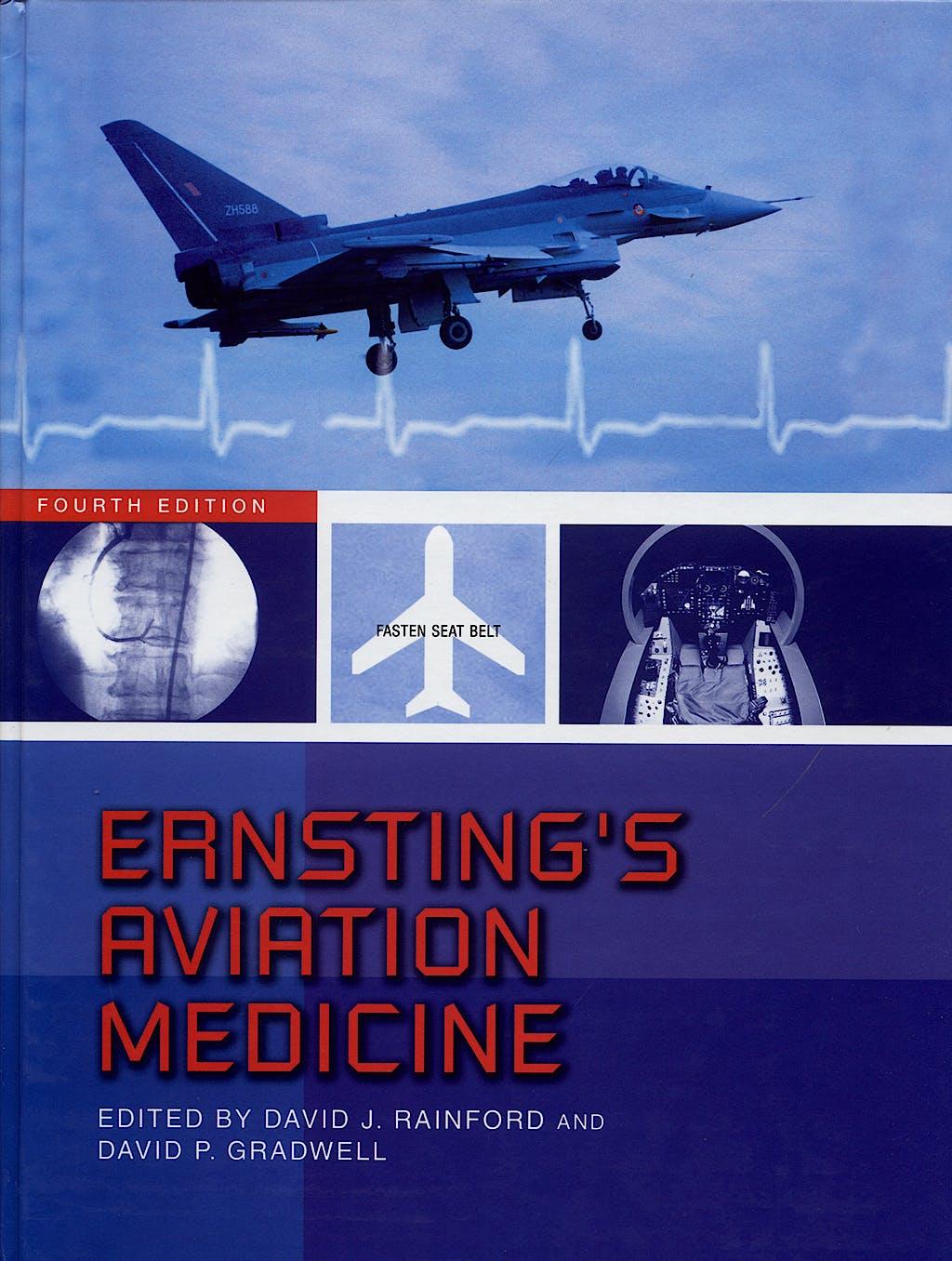 Portada del libro 9780340813195 Ernsting's Aviation Medicine