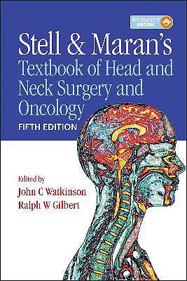 Portada del libro 9780340929162 Stell and Maran's Textbook of Head and Neck Surgery and Oncology