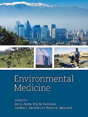 Portada del libro 9780340946565 Environmental Medicine