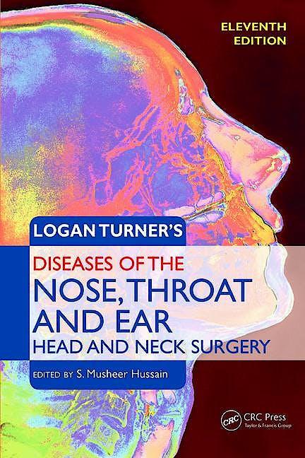 Portada del libro 9780340987322 Logan Turner's Diseases of the Ear, Nose and Throat