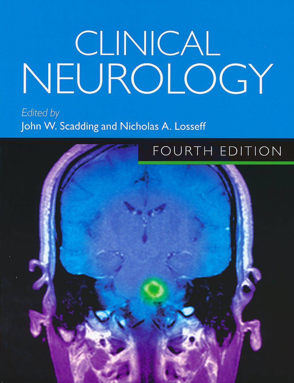Portada del libro 9780340990704 Clinical Neurology