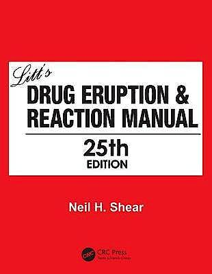 Portada del libro 9780367030650 Litt's Drug Eruption and Reaction Manual