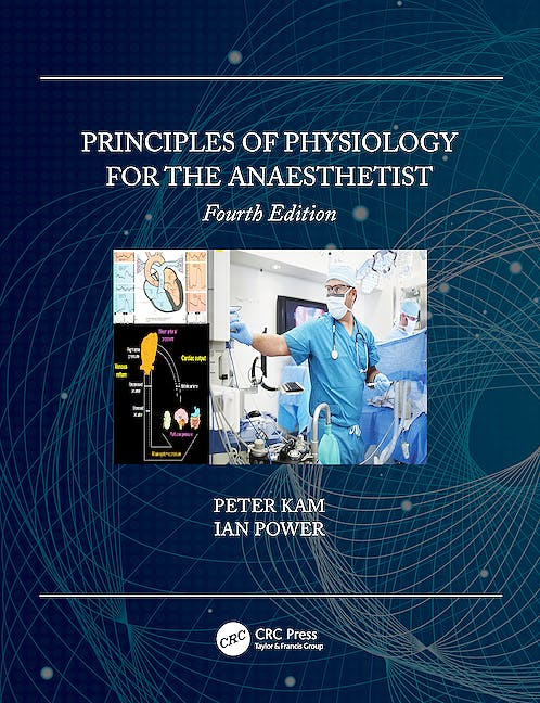 Portada del libro 9780367202293 Principles of Physiology for the Anaesthetist