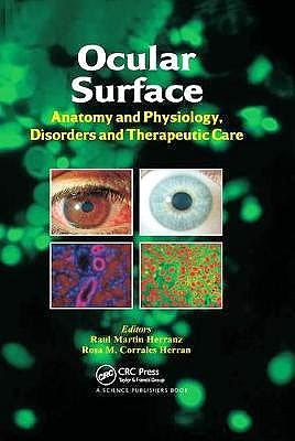 Portada del libro 9780367380779 Ocular Surface. Anatomy and Physiology, Disorders and Therapeutic Care