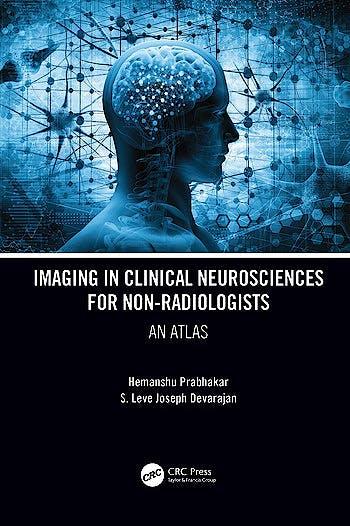 Portada del libro 9780367685898 Imaging in Clinical Neurosciences for Non-radiologists. An Atlas