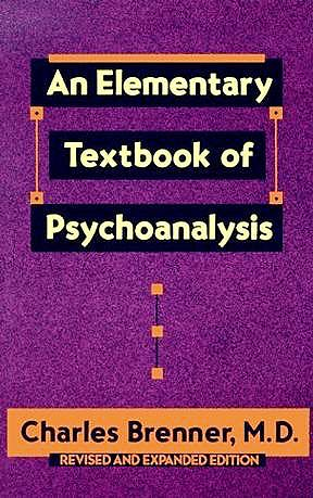 Portada del libro 9780385098847 An Elementary Textbook of Psychoanalysis