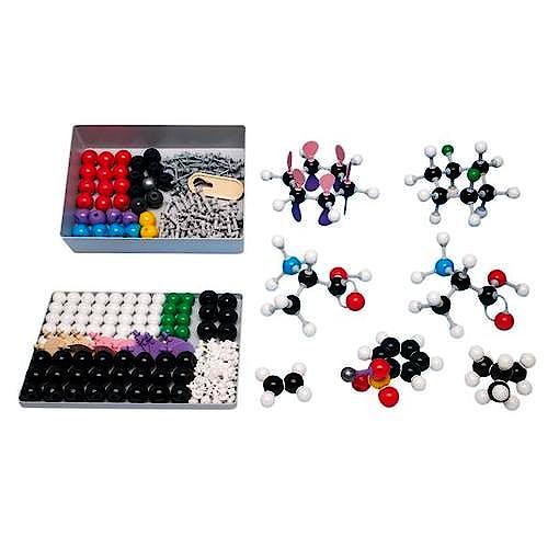 Set de Química Orgánica (para Profesores)