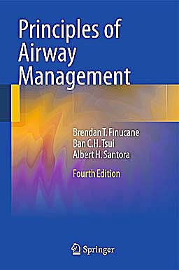 Portada del libro 9780387095578 Principles of Airway Management