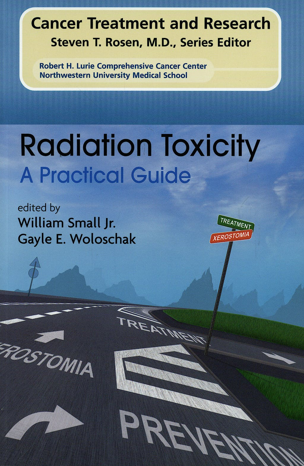 Portada del libro 9780387097909 Radiation Toxicity. a Practical Medical Guide