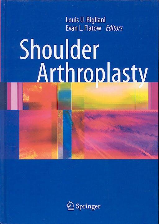 Portada del libro 9780387223360 Shoulder Arthroplasty