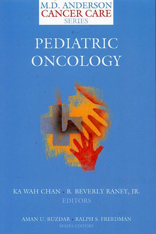Portada del libro 9780387244709 Pediatric Oncology