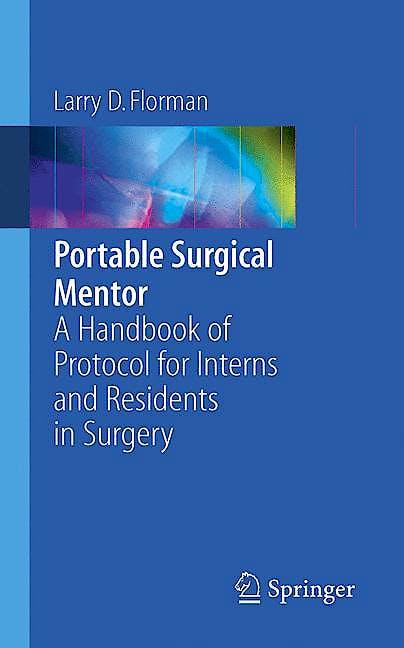 Portada del libro 9780387261393 Portable Surgical Mentor