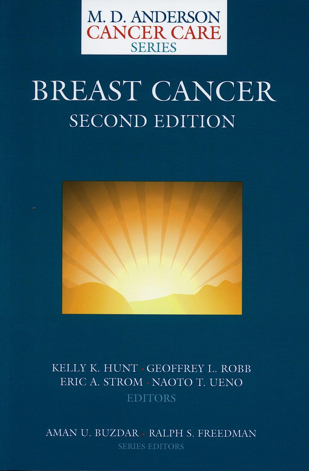 Portada del libro 9780387349503 Breast Cancer: m.d. Anderson Cancer Care Series
