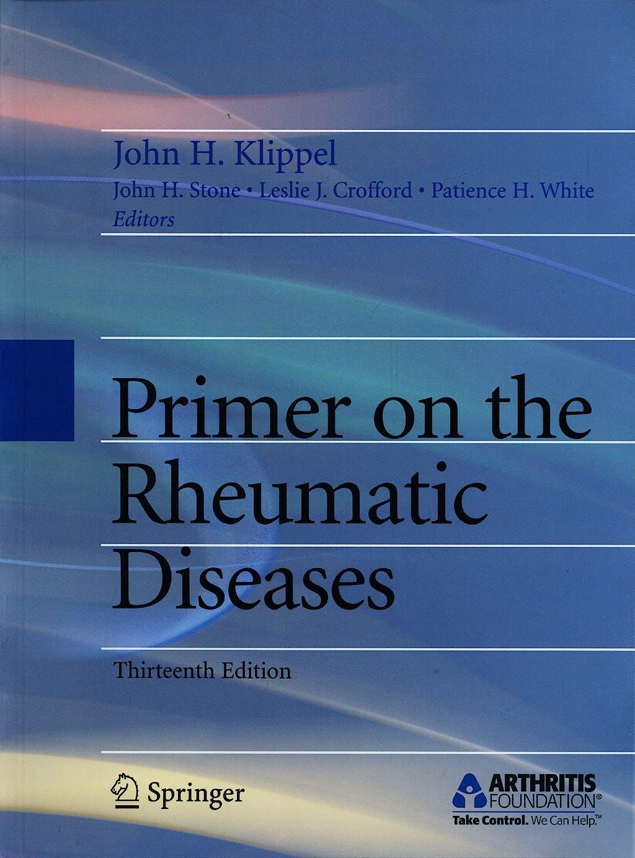 Portada del libro 9780387356648 Primer on the Rheumatic Diseases