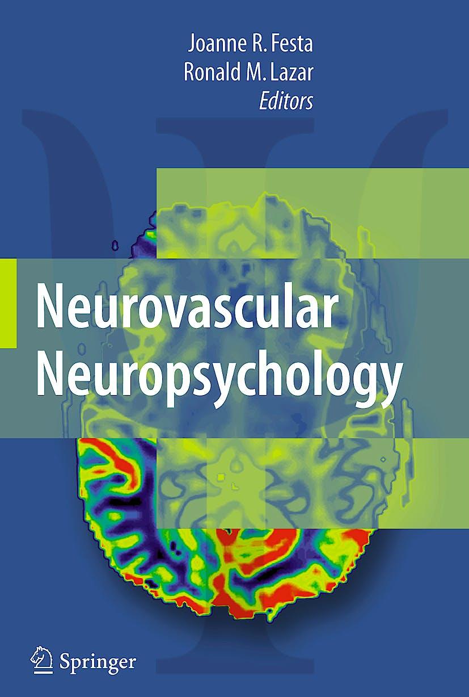 Portada del libro 9780387707136 Neurovascular Neuropsychology