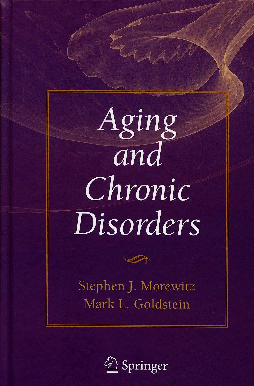 Portada del libro 9780387708560 Aging and Chronic Disorders