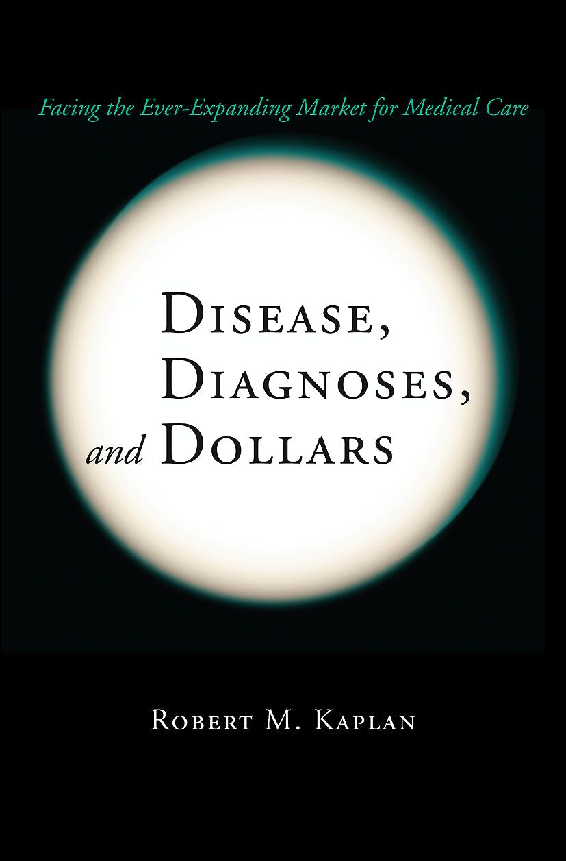 Portada del libro 9780387740447 Disease, Diagnoses, and Dollars
