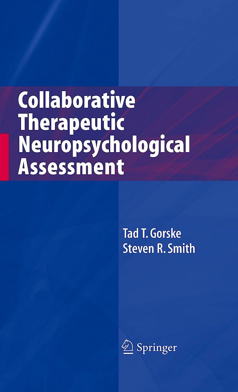 Portada del libro 9780387754253 Collaborative Therapeutic Neuropsychological Assessment