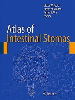 Portada del libro 9780387788500 Atlas of Intestinal Stomas