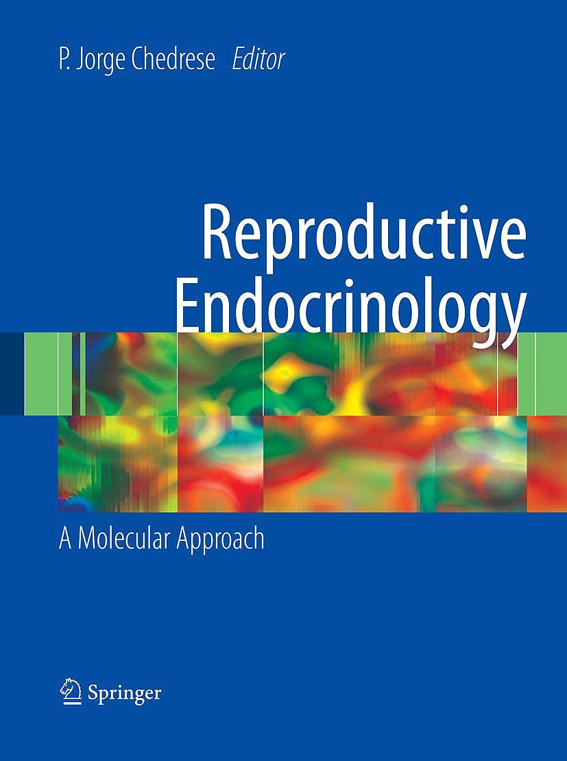 Portada del libro 9780387881850 Reproductive Endocrinology